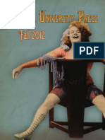 Cornell University Press Fall 2012 Catalog