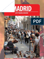 Curso eG/Citytravelreview Travel Writing Reisejournalismus Madrid