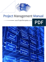 Project Management Manual