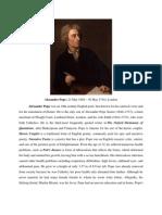 Alexander Pope (1)