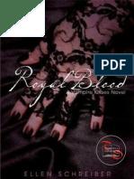 Vampire Kisses 06 - Royal Blood - Ellen Schreiber