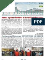 El Bautista  Julio 2012