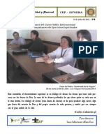 4º Boletin CEP - Curso Internacional EE