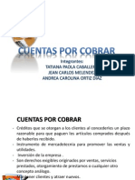 Diapositivas Cuentas Por Cobrar