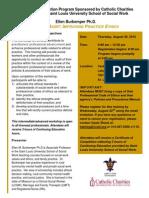 Ethics Audit 8-2012 Training Flier new