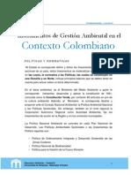 2.Instrumentos de Gestión Ambiental en el Contexto Colombiano