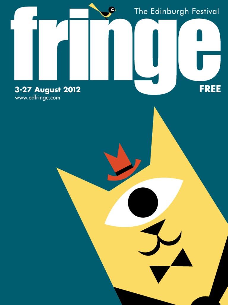 481a93fe1502 Fringe Programme 2012