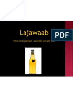 Marketing Plan - Softdrink - Lajawab