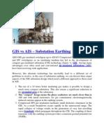 GIS vs AIS Substation