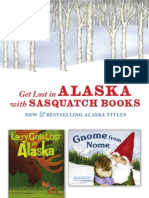 Sasquatch Books Alaska Titles 2012