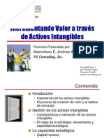 Bsc y Activos Intangibles