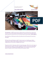Pan Africa ILGA News Letter -July 24