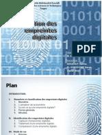 FingerPrints Presentation OpenCV