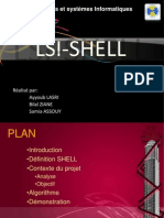 Presentation Mini-SHELL Version1