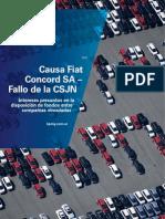 Causa Fiat Concord