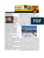 Feb. 2011 Oklahoma State University Army ROTC Newsletter