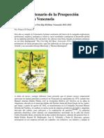 Primer Centenario de la Prospección Petrolera en Venezuela