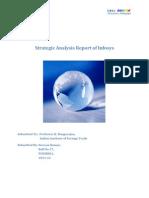 Infosys Analysis by Naveen Kumar