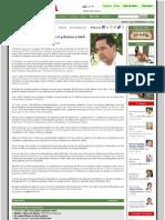 """23-07-12 """"Truena"""" Cano Vélez contra el gobierno estatal"""