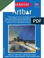 Derwent Artbar Leaflet - 2012