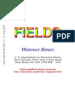 quantum Fields theory  - W. Siegel