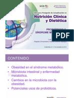 9.  Probióticos y síndrome metabólico. Dr Luis Miguel Lu engo Pérez