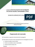 Socialización Convocatoria CSHA VF