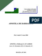 Apostila Barragens  05-2003