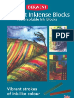 Derwent Inktense Blocks Brochure - 2012