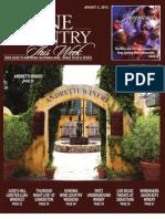 Nor Cal Edition – Aug 3, 2012