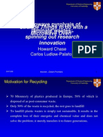 Microwave Pyrolysis of Plastic Waste