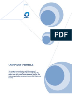 Company Profile - Solo Aruba