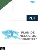 Domotix Plan de Negocios