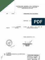 CORRESPONDENCIA (CGR).