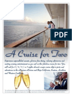 cruise for two - website sample copy