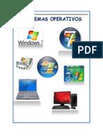 Manual Sencillo de Sistemas Operativos Xp y Windows 7