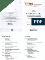 Diptico Constitucion Cadiz 2012