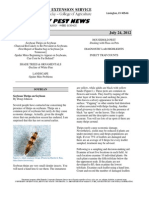 Kentucky Pest News July 24, 2012