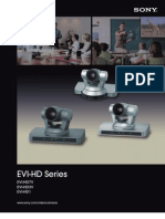 EVI-HD Series Datasheet