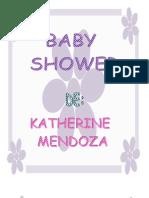 Programa Baby Shower