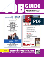 The Job Guide Volume 24 Issue 15 Arkansas