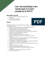 Peer Help_marketing - Fall 2012 FR-En