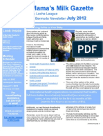 Newsletter Jul 12