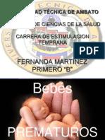 Quienes Son Los Bebes Prematuros.