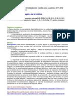 Programa de Bioetica