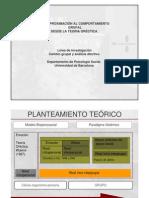 Modelo Biopsicosocial Teoría Oréctica