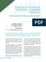 Caso Ford