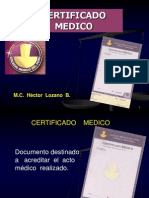 Tema 11 Certificado Medico
