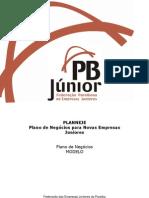 9.Modelo de Plano de Negócios