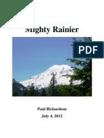 Mighty Rainier